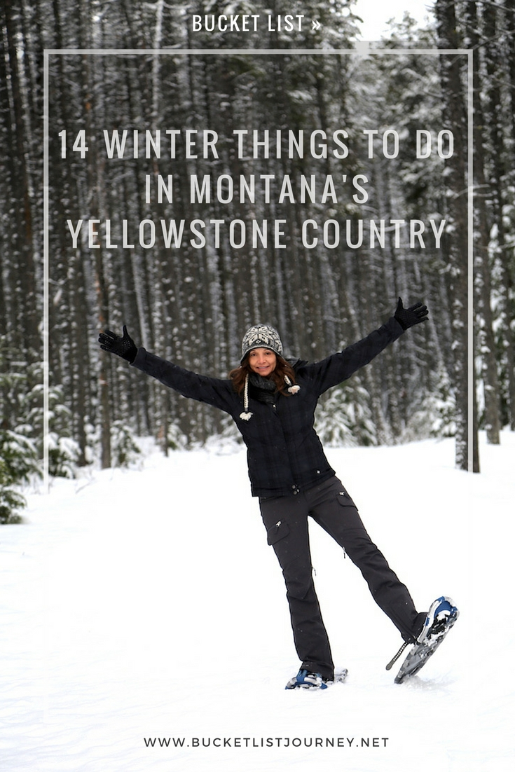 Montana Bucket List: Winter Things To Do in Yellowstone Country of USA: Restaurants, Hotels, Attractions and Adventure