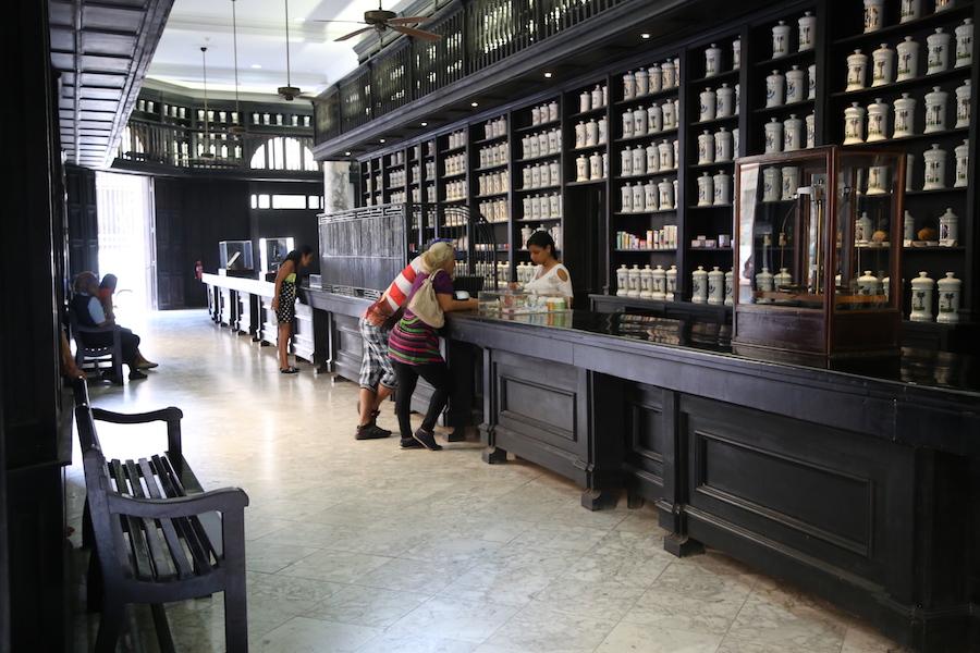 The pharmacy in old town Havan