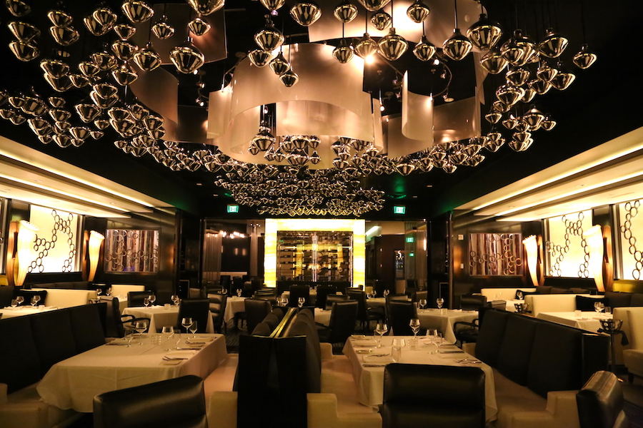 Steakhouse at Atlantis Casino Resort in Reno, Nevada
