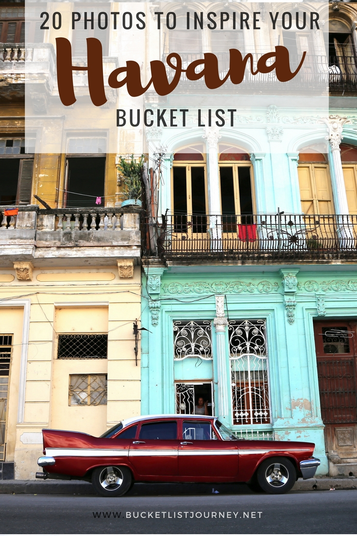 20 Stunning Photos to Inspire Your Havana Bucket List: Cars, Architecture, Food, Restaurants, Cigars and People
