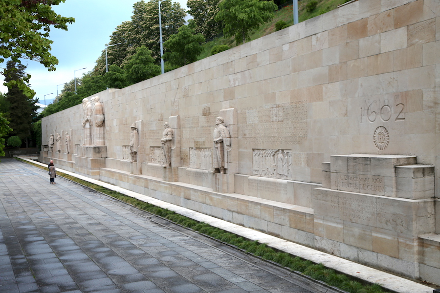 The Reformation Wall | Geneva Bucket List: Top Things to Do in Switzerland's Second Largest City