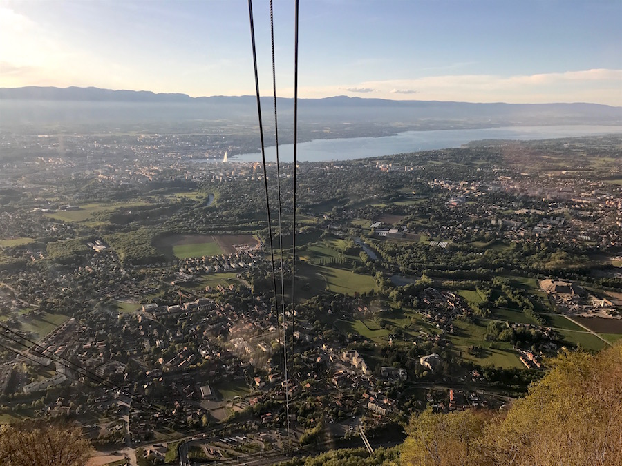 Mont Saleve | Geneva Bucket List: Top Things to Do in Switzerland's Second Largest City