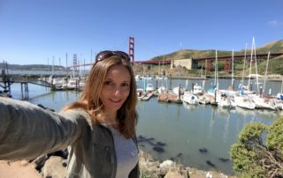 Views of San Francisco's Golden Gate Bridge - Annette White