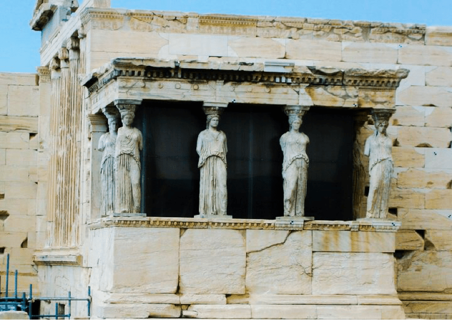 UNESCO world heritage Acropolis in Athens