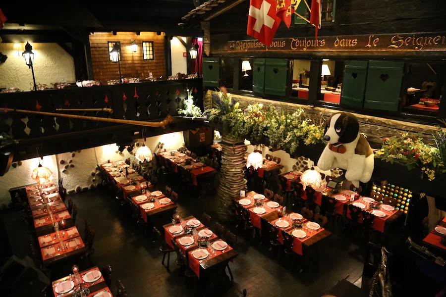edelweiss restaurant in geneva