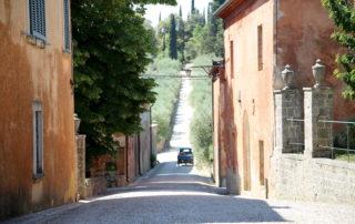 Montestigliano luxury villa estate in Tuscany