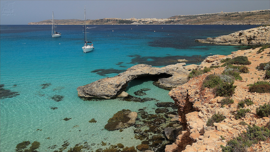 Comino Blue Lagoon | Malta Bucket List: 14 of the Best Things to Do on the European Island