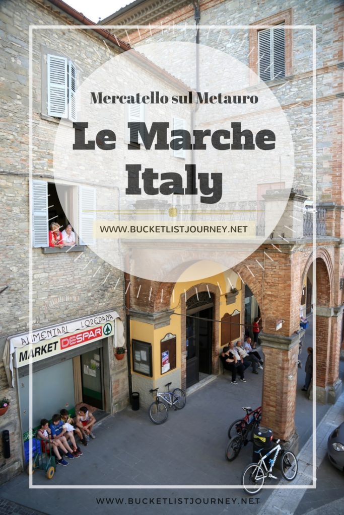 Mercatello sul Metauro: An Authentic Italian Experience in Le Marche