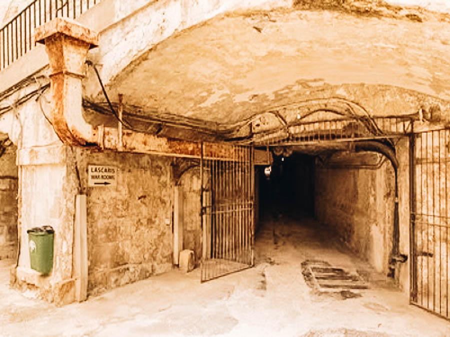 The Lascaris Entrance