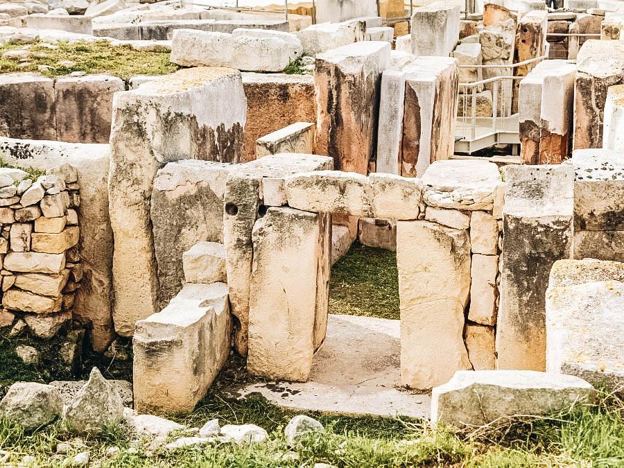 Ħaġar Qim in Malta