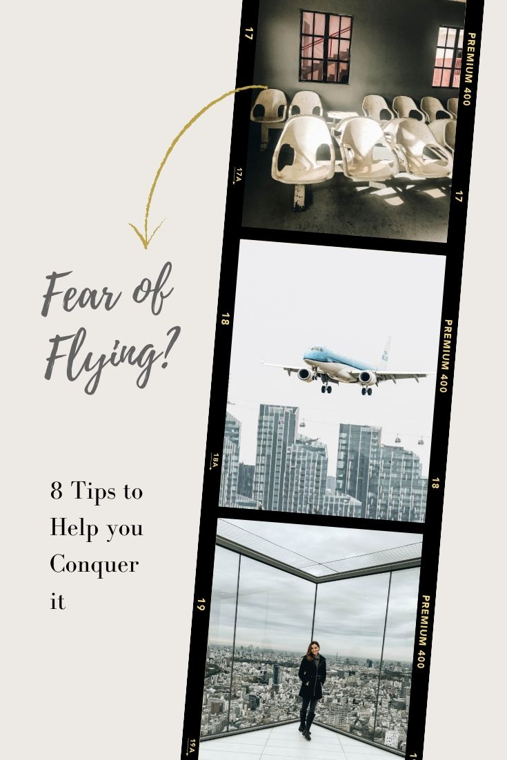Tips to Help any Anxious or Nervous Flyer Conquer Their Extreme Fear of Flying