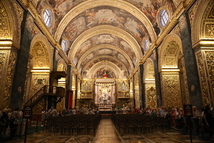 Saint John's Co-Cathedral in Valletta | Malta Bucket List: The Best Things to Do on the European Island