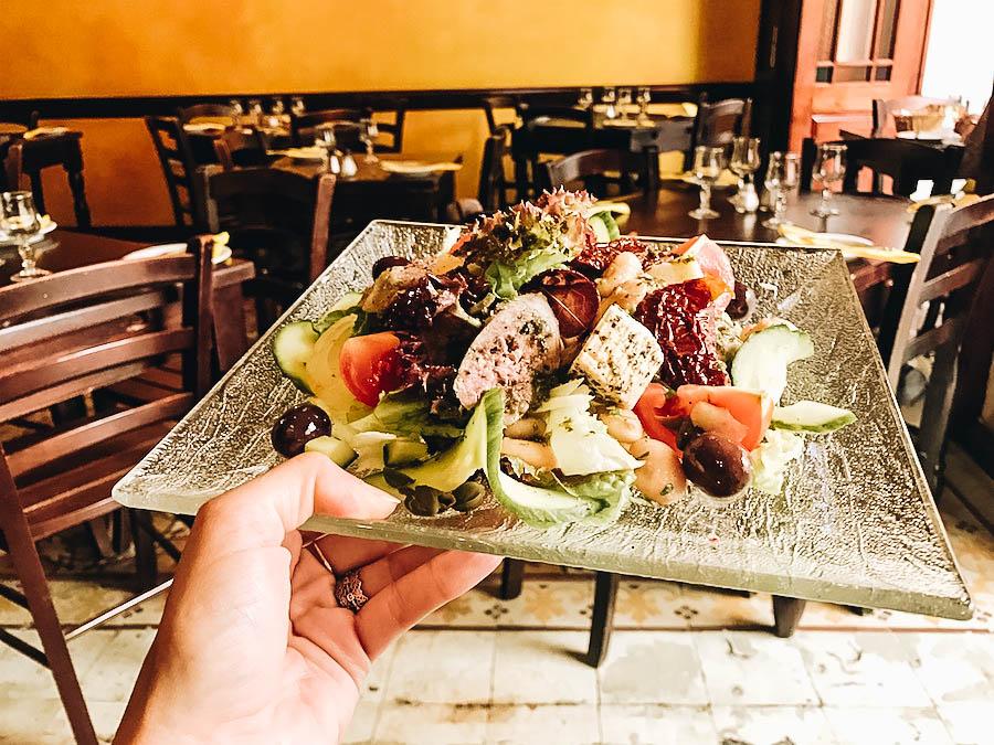 Delicious Maltese Salad