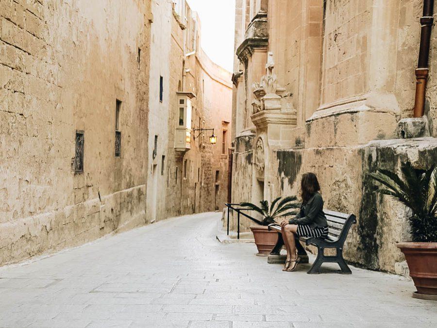 Explore the Silent City of Mdina