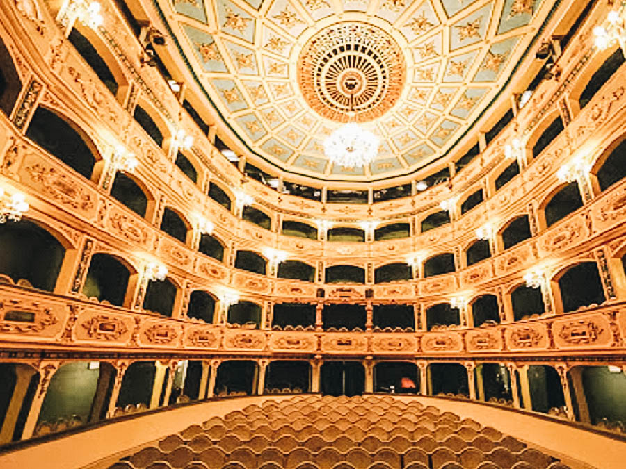 Take In A Show At Manoel Theatre And Museum