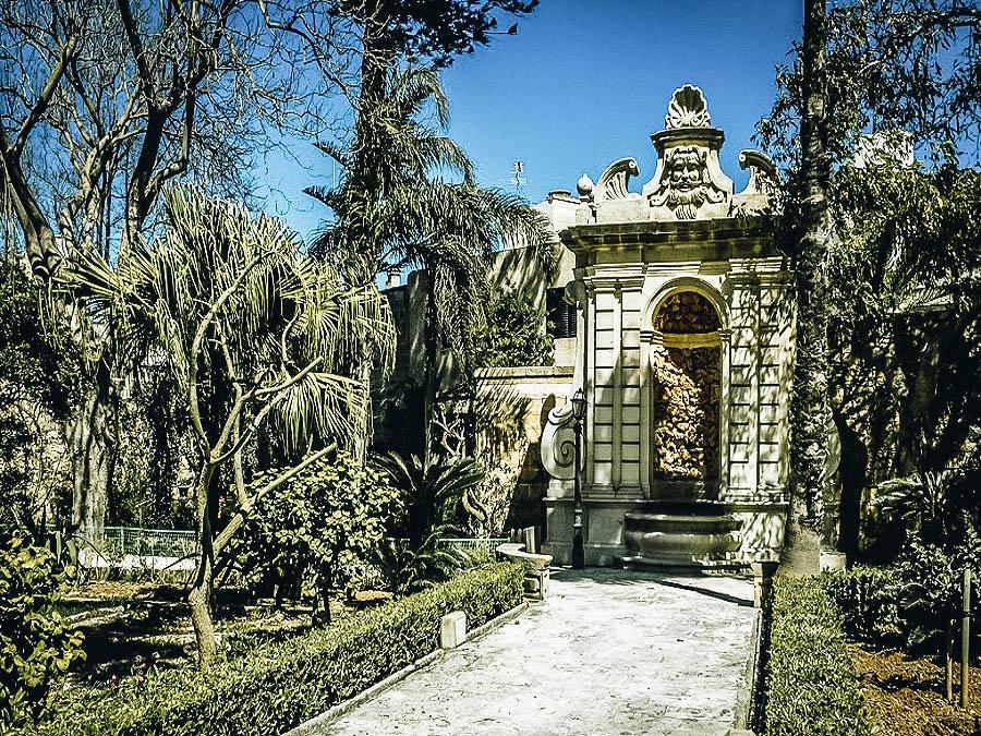 Visit Palazzo Parisio And Gardens