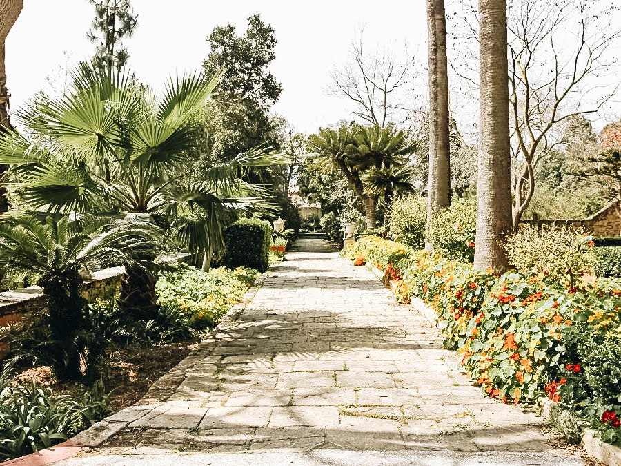 Wander Around San Anton Gardens
