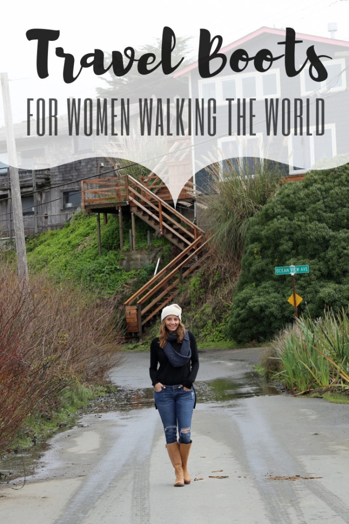 the Best Cute & Comfortable Travel Boots for WomenWalking the World