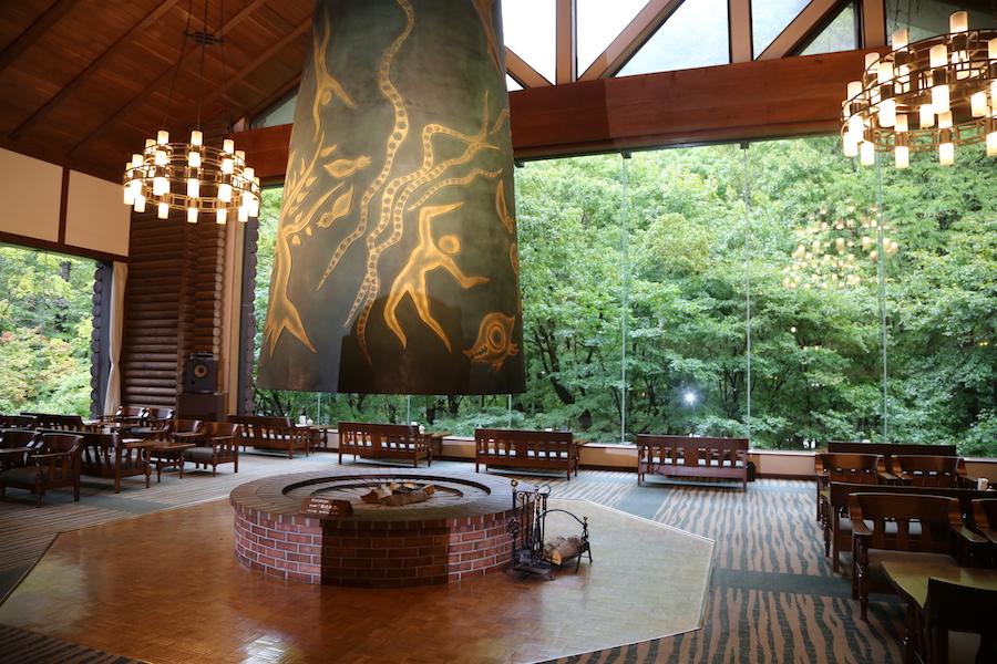 Oirase Keiryu Hotel in the Aomori prefecture of Japan