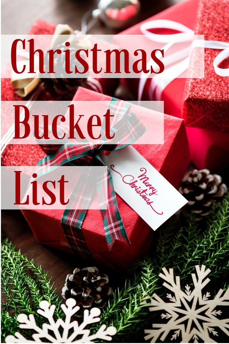 christmas bucket list 45