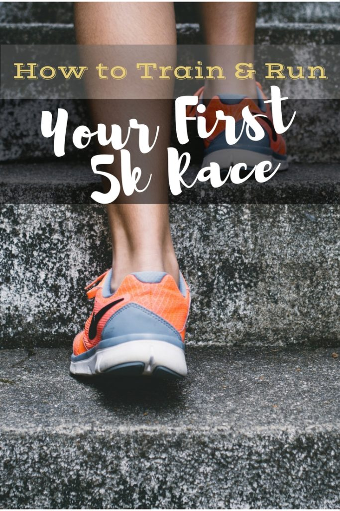 How to Train For and Run Your First 5k Race