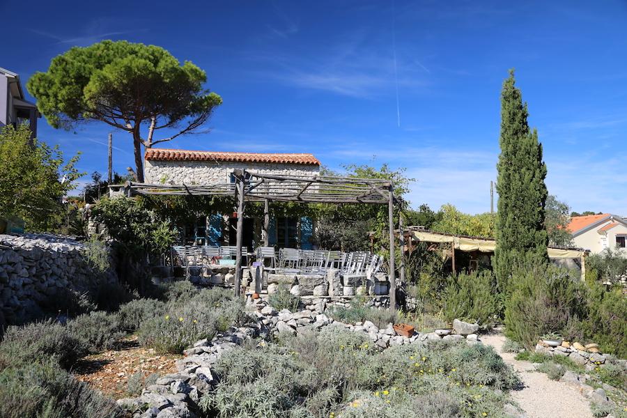The Losinj Herb Garden in Mali Losinj: Lošinj Bucket List: Top Things to Do on The Croatian Island