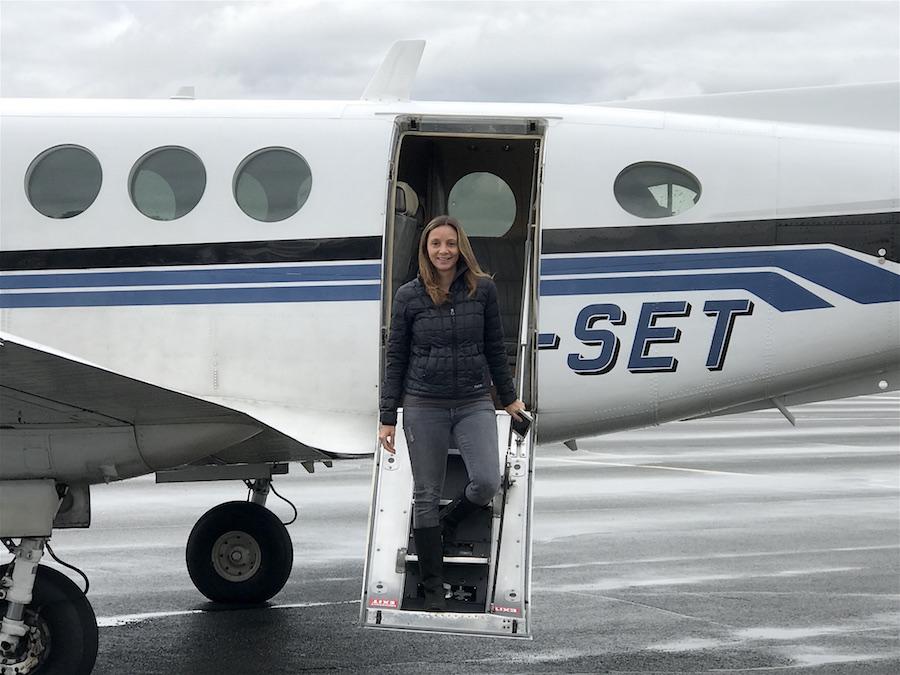 Bucket List Check: Annette White taking a flight to losinj Croatia