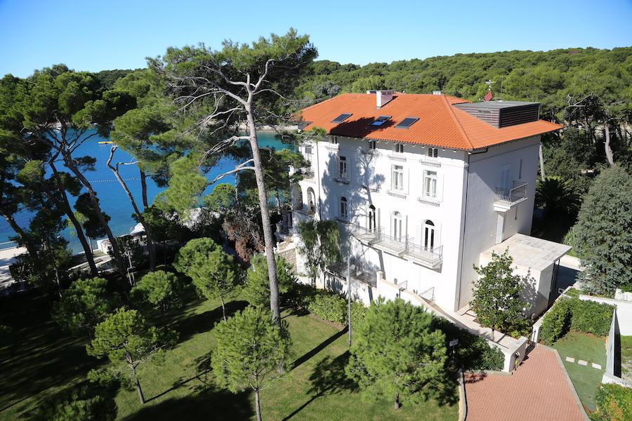 Villa Hortensia in Losinj Croatia