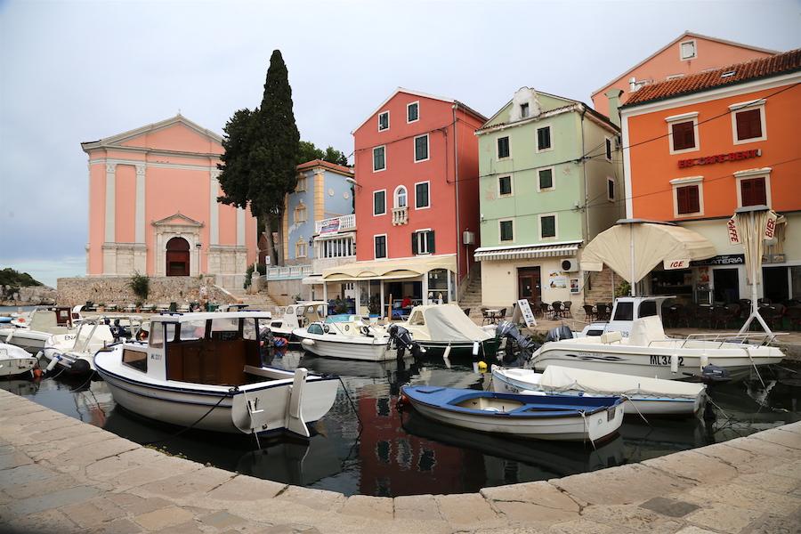 The harbor in Vali Losinj Croatia: Lošinj Bucket List: Top Things to Do on The Croatian Island
