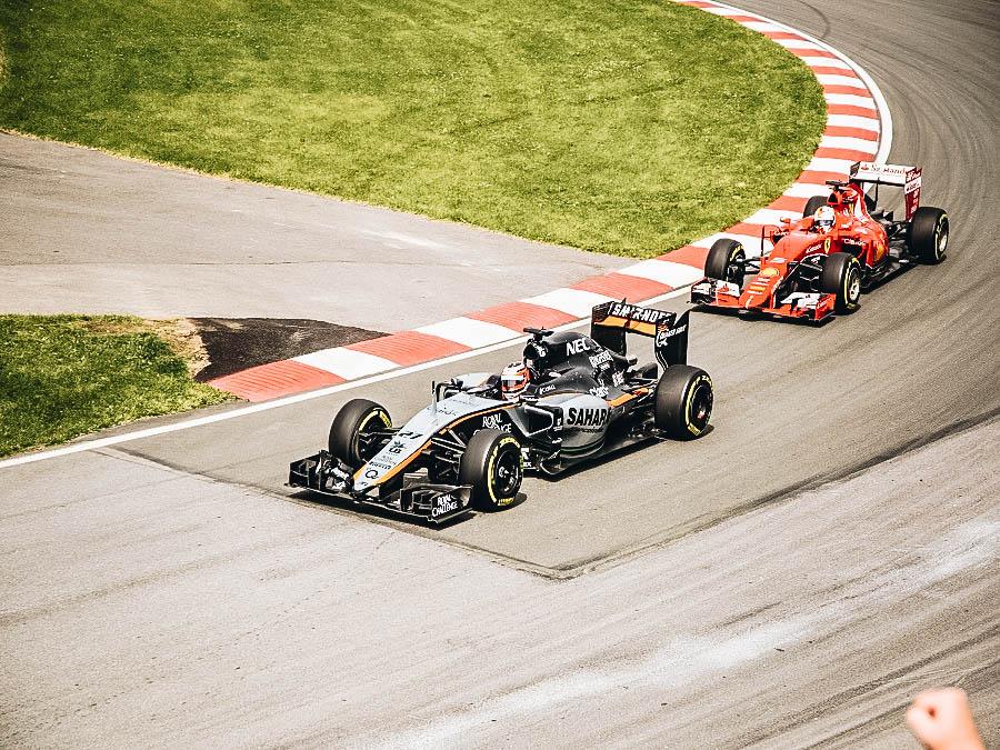 Enjoy The Thrill Of Racing At Portland International Raceway