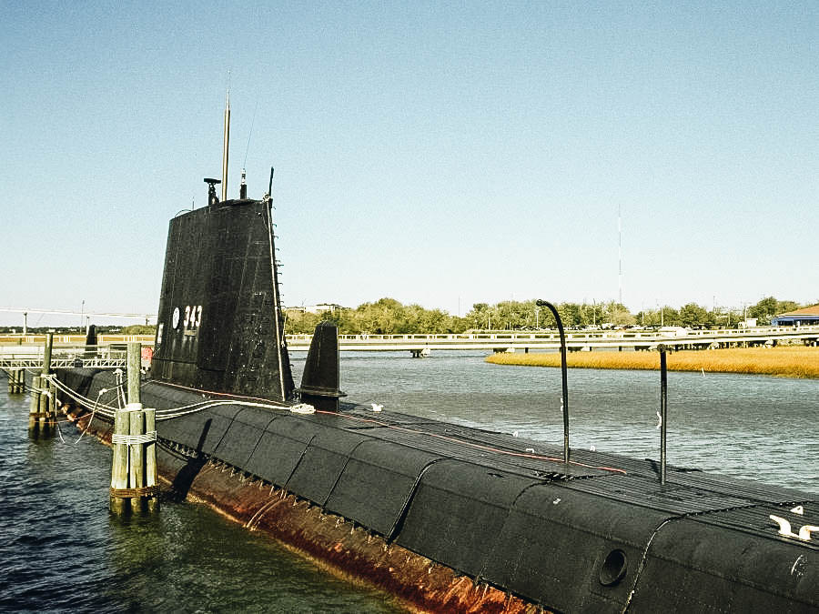 Get A Glimpse Of Life On A Submarine