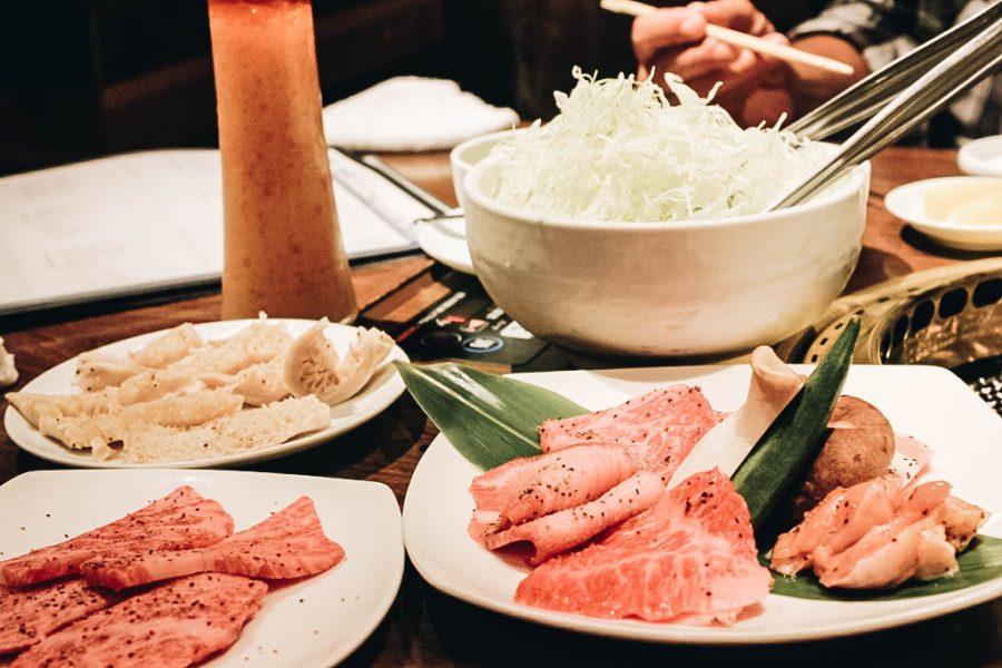 A Yakiniku Restaurant