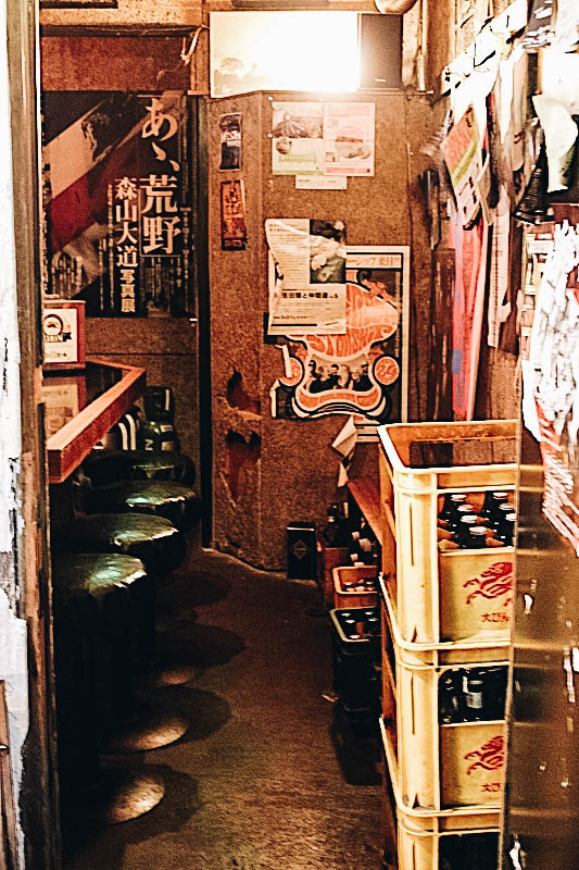 Golden Gai: A top Tokyo thing to do