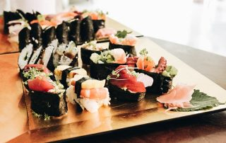 Making Sushi is one of the top things to do in tokyo