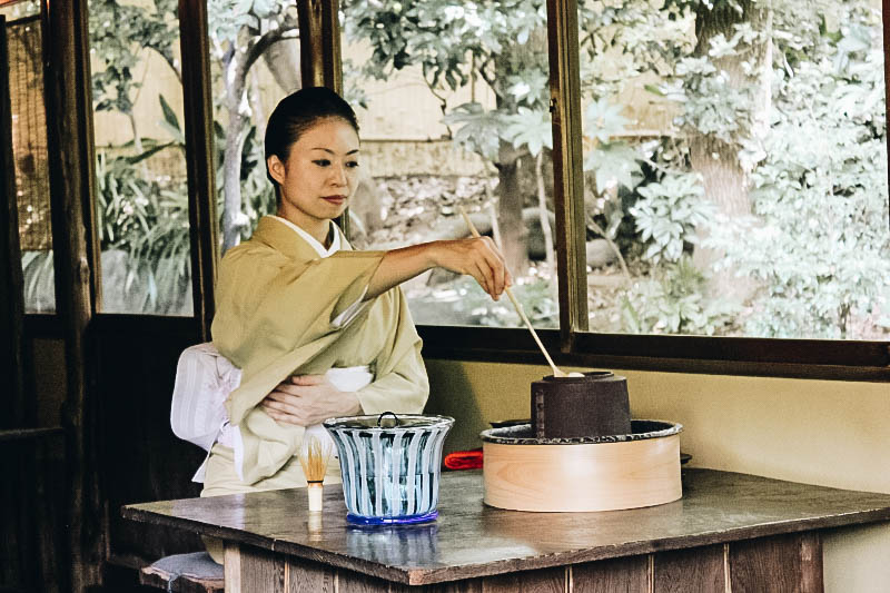 Tokyo Attraction: Traditional Tea Ceremony