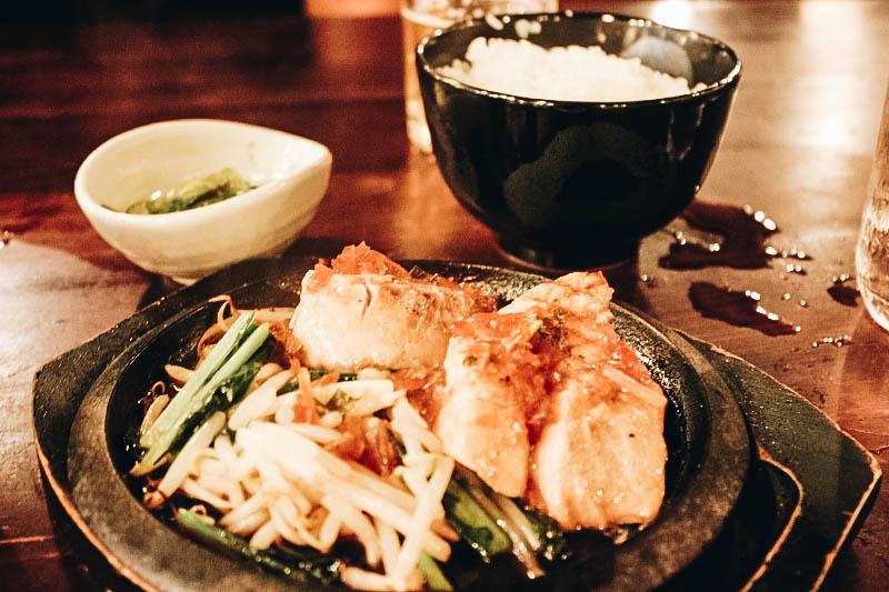 Gonpachi restaurant in tokyo
