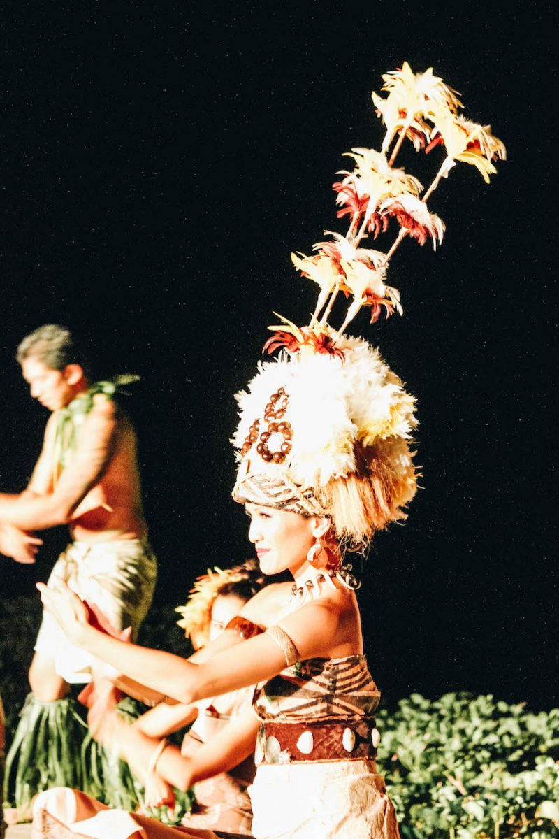 The Best Maui Attraction: A Luau