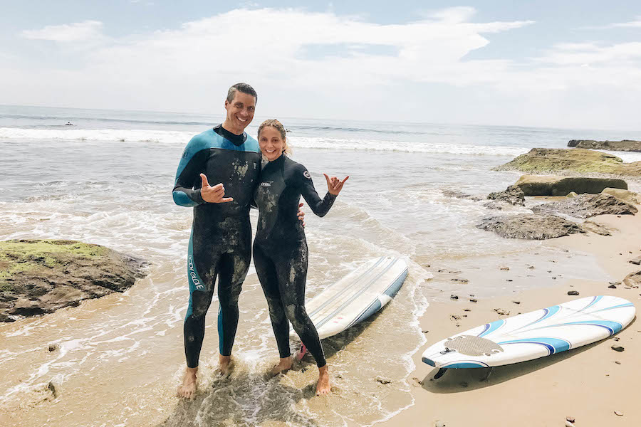 fun Things to do in Maui: Learning to Surf