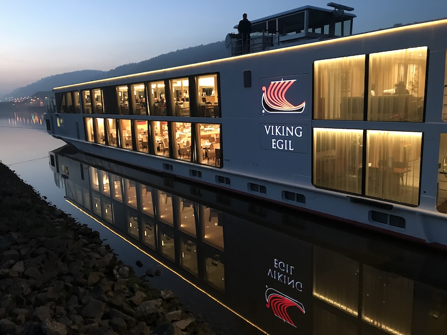 Viking European River Cruise: The Egil Boat