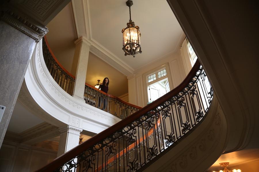 Pittock Mansion in Portland Oregon