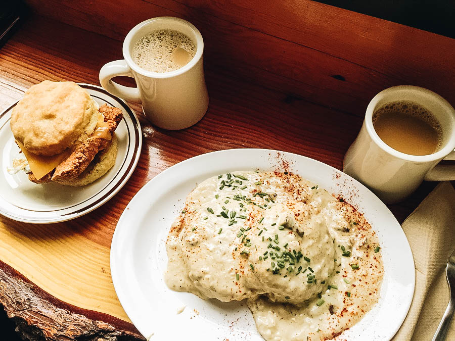 A good plate of Pine State Biscuits