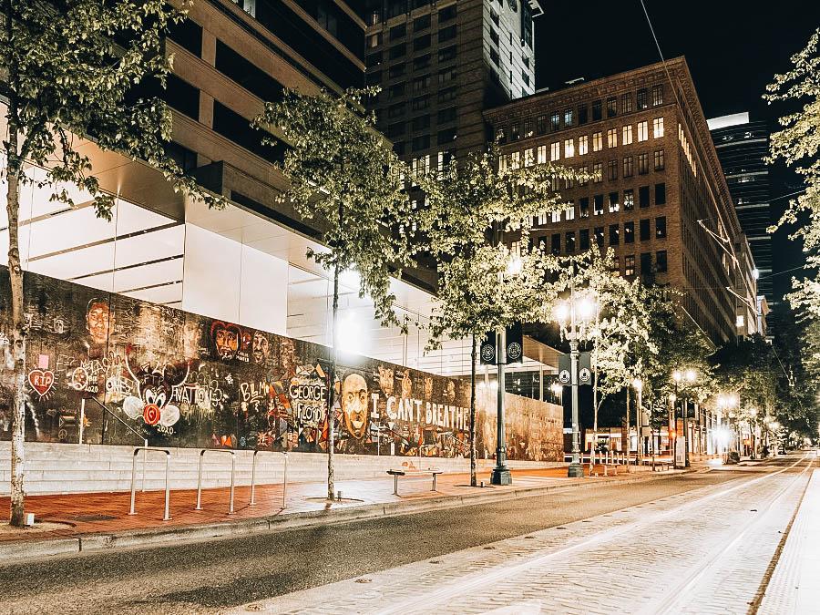 Seek out Street Art around the city
