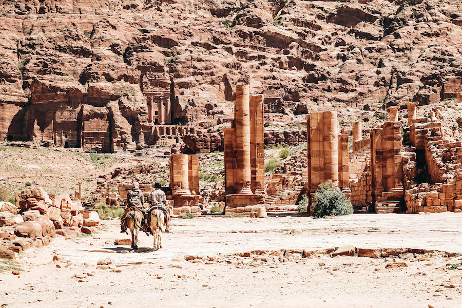 Things to Do Before Your Die: Explore Petra, Jordan