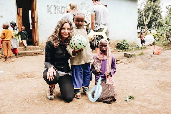 Kibowa Orphanage in Tanzania Africa