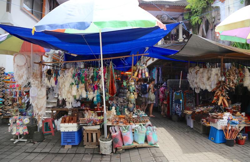 Bali Cruise Points of Interest: Ubud Art Market