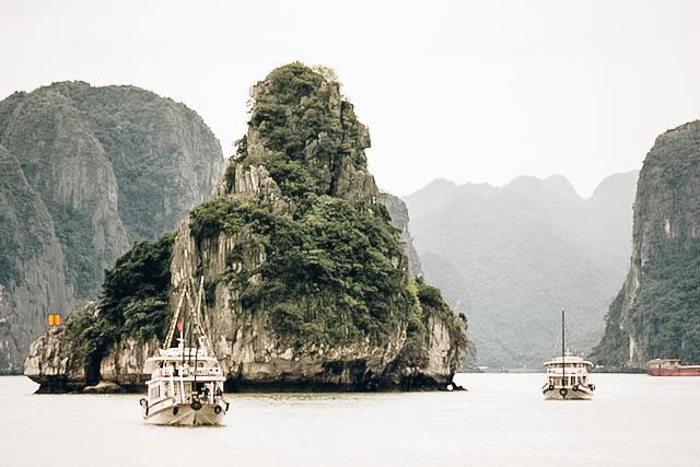 Things to do Before You Die: Cruising Ha Long Bay Vietnam