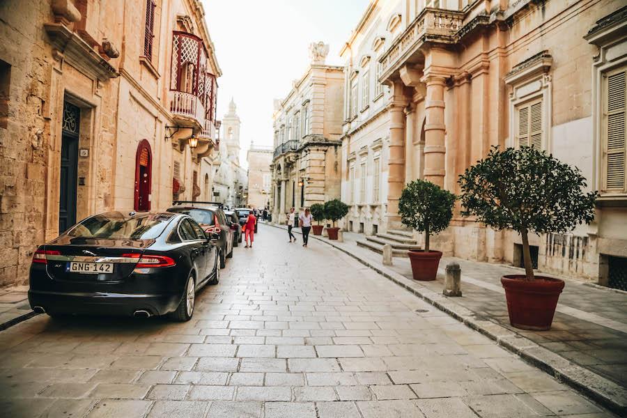 Explore the Silent City of Mdina in Malta