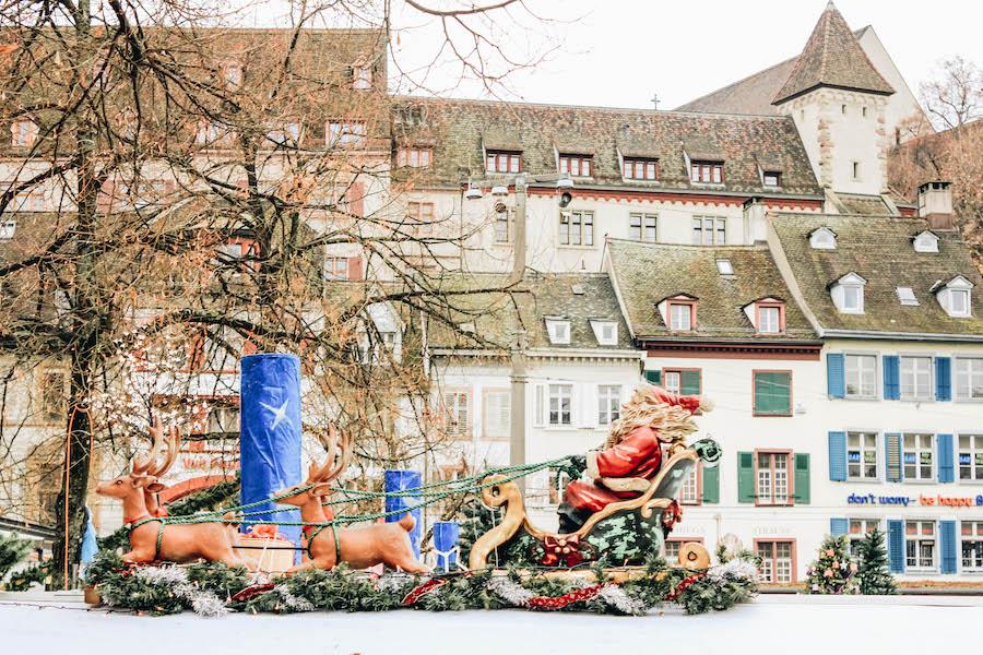 Take a Christmas Market Cruise Through Europe