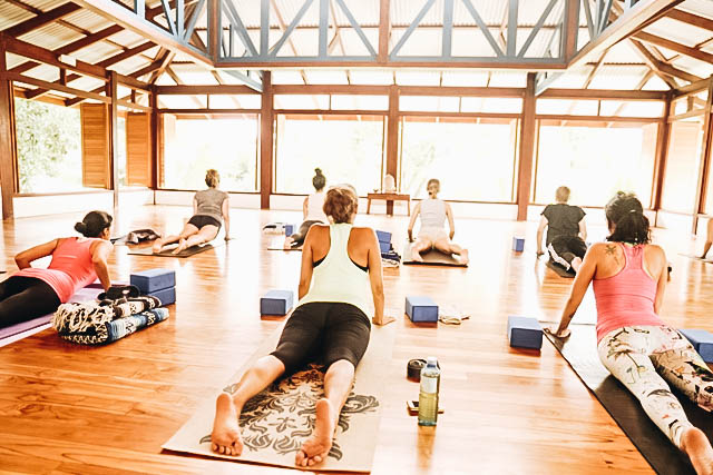 Yoga Retreat in the Osa Peninsula of Costa Rica