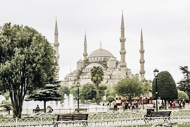 Experience Istanbul's Call to Prayer at the Blue Mosque